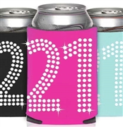 Crystal 21 Can Cooler