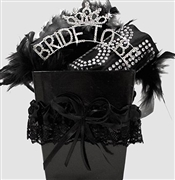 Black Luxury Bride Gift Set