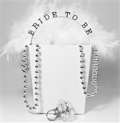 White Bride To Be Gift Set