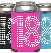 Crystal 18 Can Cooler
