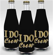 I Do Crew Bottle Cooler