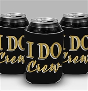 I Do Crew Modern Foil Can Cover