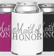 Maid of Honor Flirty Can Cooler