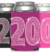 Pink & Crystal 20 Can Cooler