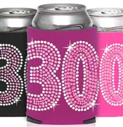 Pink & Crystal 30 Can Cooler