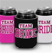 Sporty Team Bride Can Cover