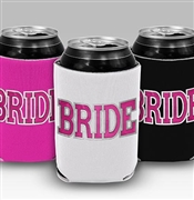 Sporty Bride Can Cooler