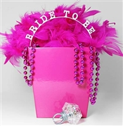 Pink Bride To Be Gift Set