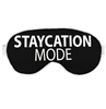 Staycation Mode Glow in the Dark Sleep Mask