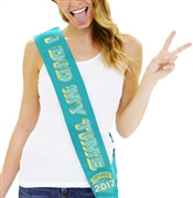 I Did My Time Retired 2017 Sash