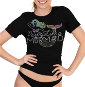 Party Like A Mermaid Tee