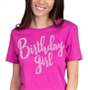 Birthday Girl Rhinestone T-Shirt