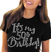 It's My 50th Birthday T-Shirt