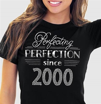 Perfecting Perfection Since 2000 T-Shirt