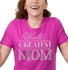 World's Greatest Mom T-Shirt