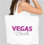 Vegas Bride Large Tote | Gifts for the Bride | Bridal Shower